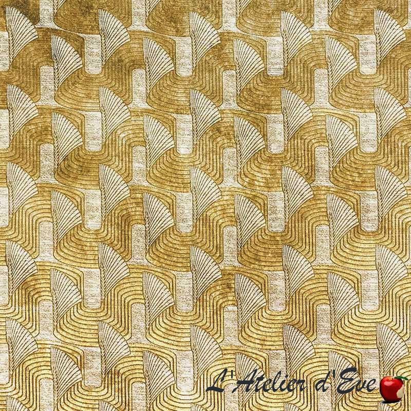 """""""Lalique"""" paille Tissu ameublement fantaisie Casal"""