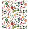 Amanda #enduit Tissu fleuri Thevenon