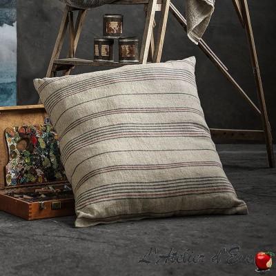 """Linen canvas"""" Annael """" Collection Naturelement de Casal"""