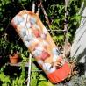 Sac tapis de sol Céline cumin vue sac fermé fabriqué en france L'Atelier d'Eve