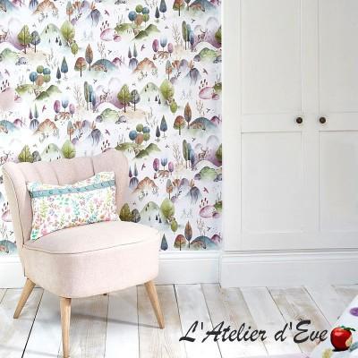 """Non-woven wallpaper """"Hilltop Heights"""" Prestigious Textiles"""
