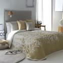 """""""Lisboa"""" Couvre-lit fleuri jacquard lavable Reig Marti C.01"""