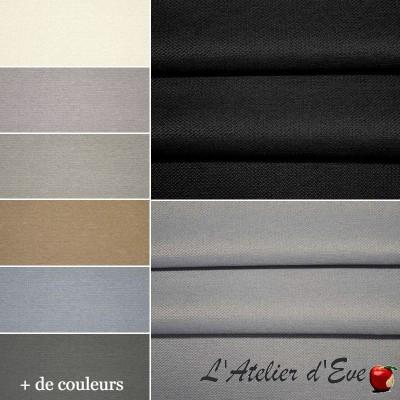 """""""Matterhorn"""" Casal large width fireproof blackout fabric"""