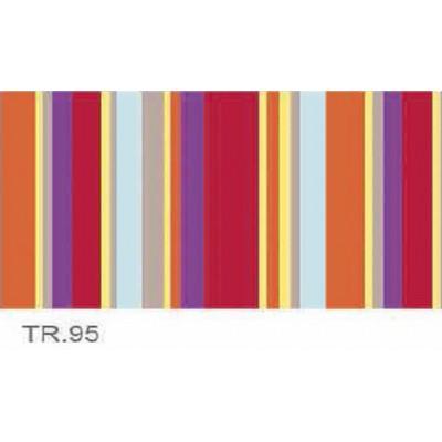 Toile transat au metre L.43cm haut de gamme rayee Riantec-302T-TR95 le metre