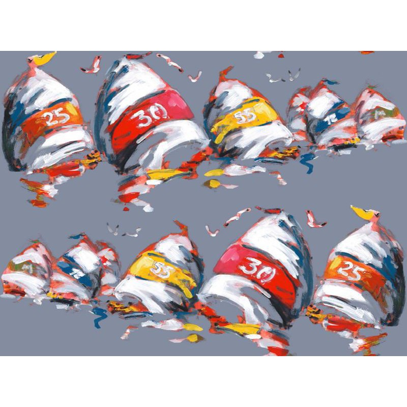 les-regates-tissu-ameublement-coton-fond-gris-l140cm-thevenon-1432623-le-metre