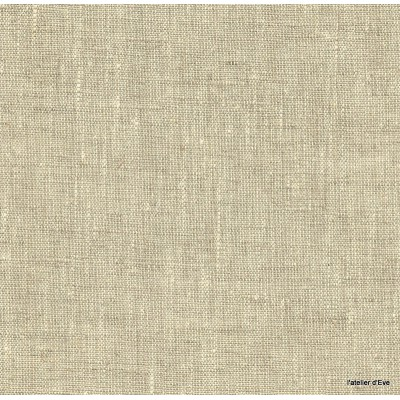"""Linum"" natural linen fabric Thévenon"