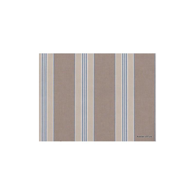 biarritz-tissu-ameublement-100-coton-rayures-l140cm-bleu-a201bleu