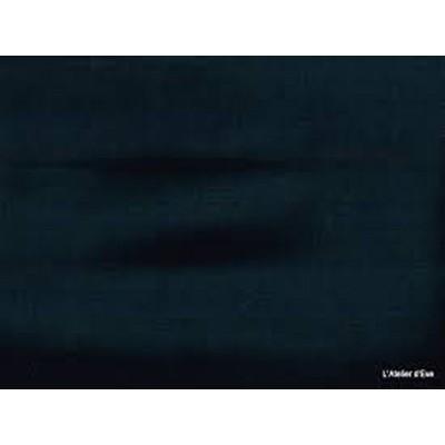 Quatre saisons marine Toile coton/lin unie Tissu ameublement H.280cm Alex tissus A699-3699 le metre