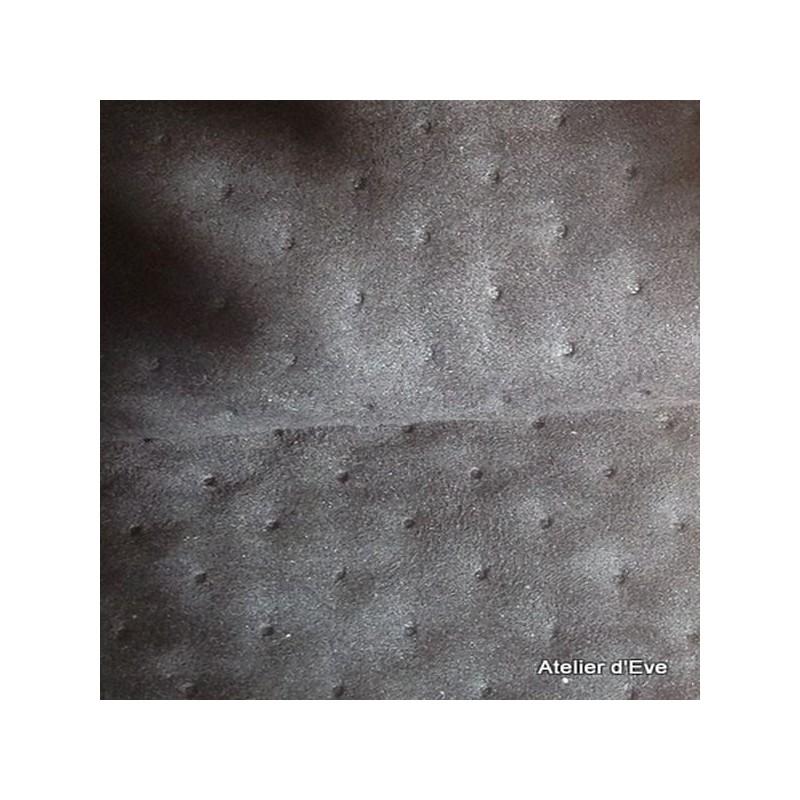 Capiton 12 coloris Tissu ameublement matelasse L.150cm noir par Alex tissu A305.01 le metre