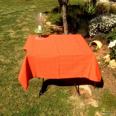 ISIS paprika tablecloth table custom 763716