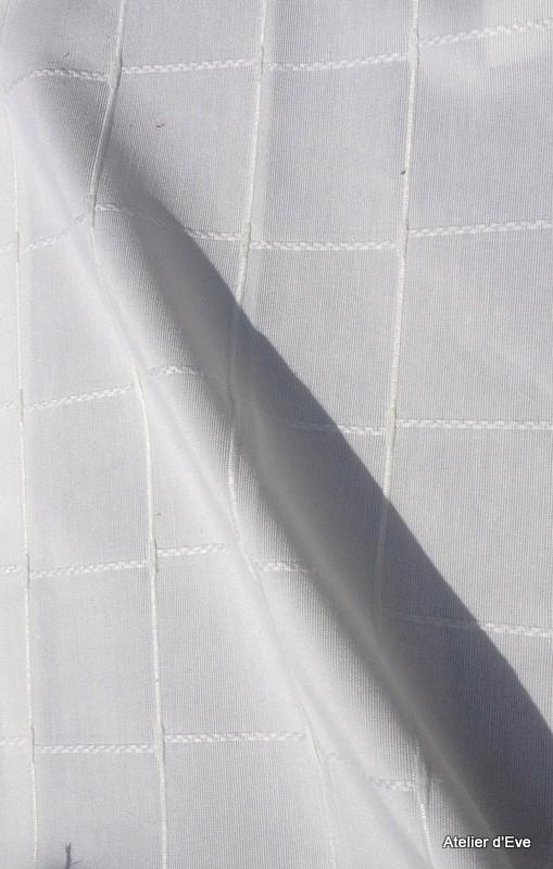 Isis naturel nappe de table sur mesure 275x310cm 763710 - Nappe de table rectangulaire sur mesure ...
