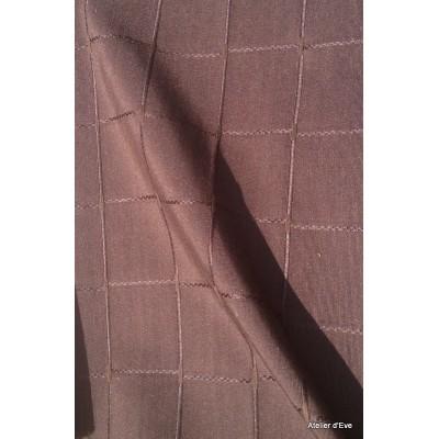 Chocolate ISIS tablecloth table custom 763715 Thévenon 0415