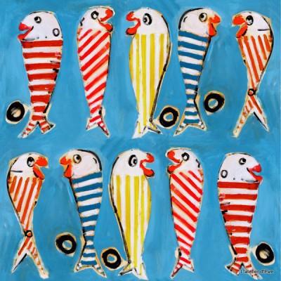 les-poissons-tissu-ameublement-1-2-nattee-coton-fond-bleu-l140cm-thevenon-1628622-le-metre