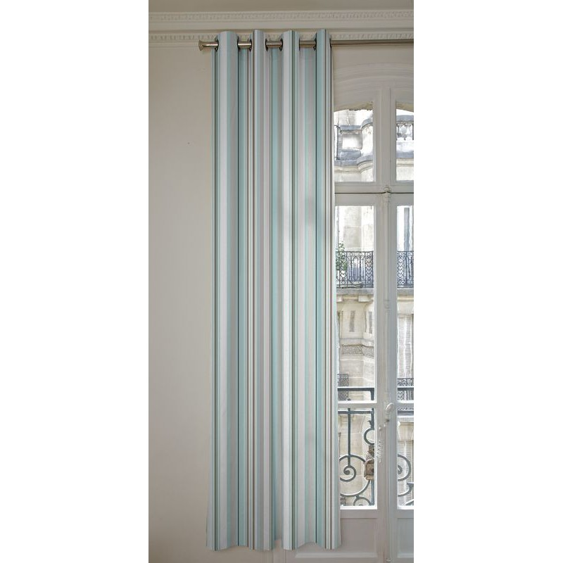 manon-rideaux-a-oeillets-pret-a-poser-bachette-coton-l135cm-rayures-ciel-brouillard-1421634-le-rideau