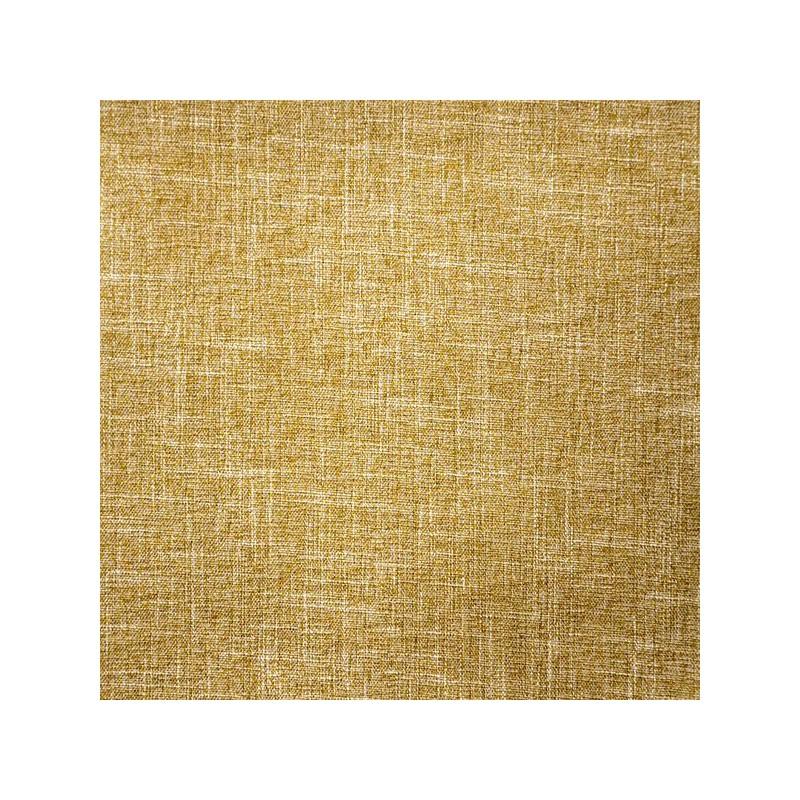Paros Tissu ameublement toile avec backing anis L.145cm Thevenon 1674913 0215 le metre