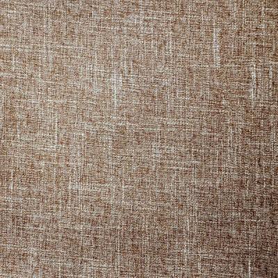 Paros Tissu ameublement toile avec backing brun L.145cm Thevenon 1674915 0215 le metre
