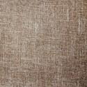 Paros Rideau a oeillets pret a poser toile avec backing brun Clair Fonce 1674915 0215 le rideau