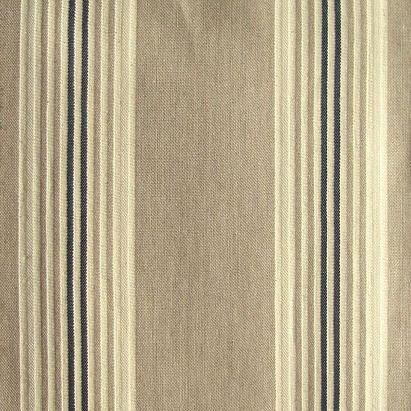 Cove fabric striped wide sold by the meter th venon for Tissus rayures ameublement
