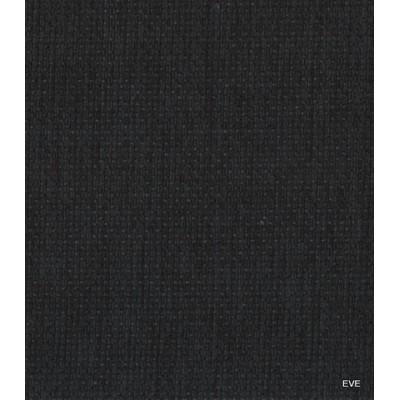Bellini Tissu ameublement uni pour nappe noir Thevenon 1166609A le metre