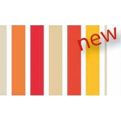 Toile transat au metre 10 coloris L.43cm haut de gamme rayee Arzo-11T-TR71 le metre