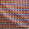 Renzo (3 coloris) Tissu ameublement jacquard L.140cm rayure Thevenon