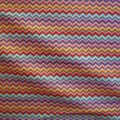Renzo (3 coloris) Rouleau tissu ameublement jacquard L.140cm rayure Thevenon La piece ou demi piece