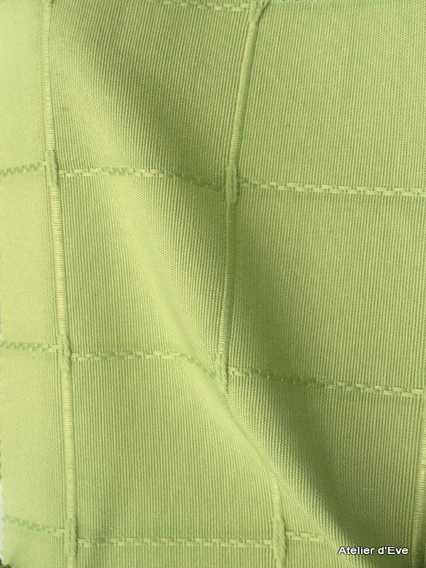 Isis vert nappe de table sur mesure 160x220cm 763717 - Nappe de table rectangulaire sur mesure ...