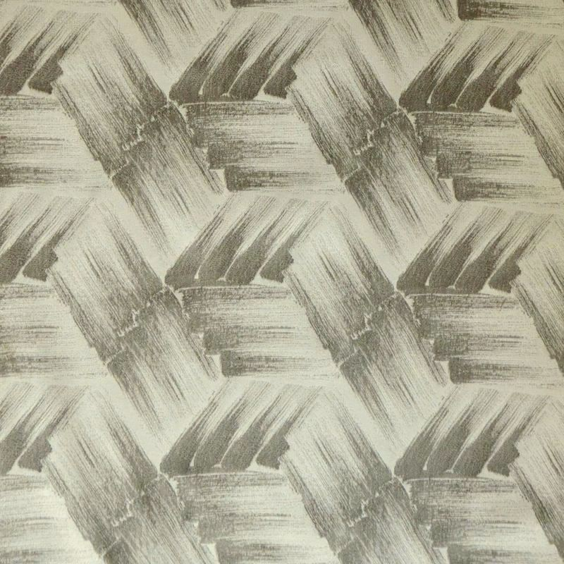 Esquisse Tissu ameublement jacquard L.137cm motif abstrait Thevenon
