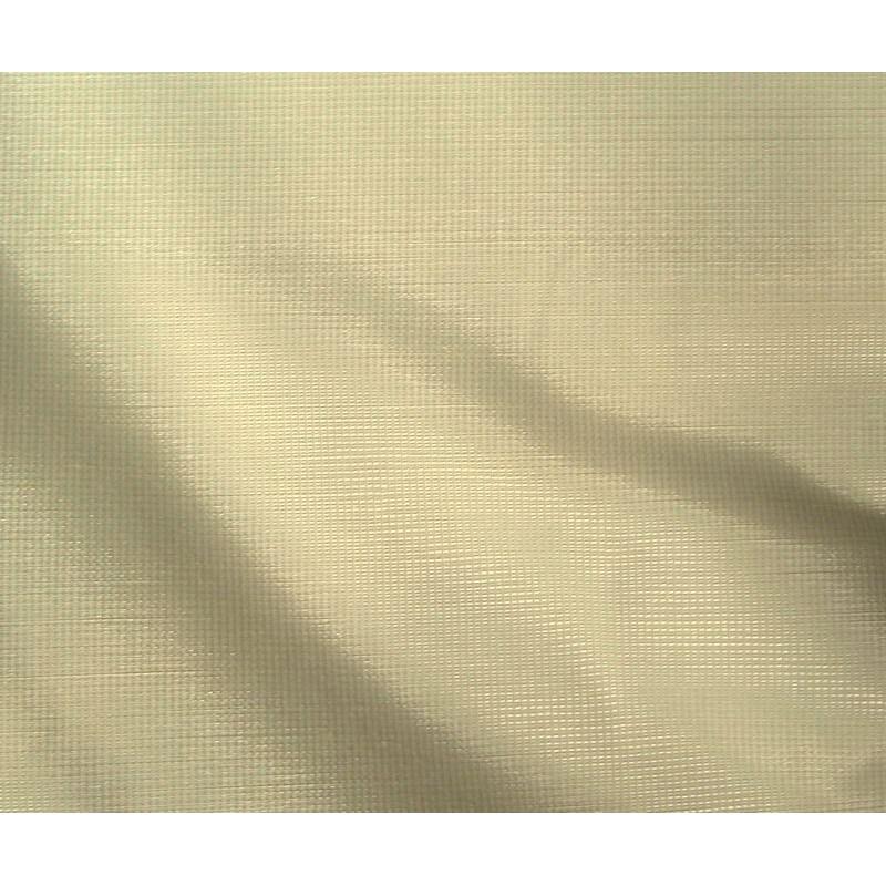 Soleil Noir Tissu ameublement occultant blanc casse L.140cm Thevenon 1630922 le metre
