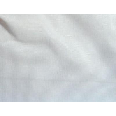 Soleil Noir Tissu ameublement occultant blanc L.140cm Thevenon 1630923 le metre