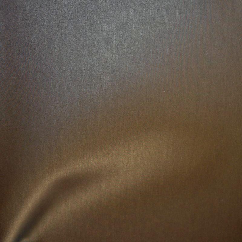 Star Tissu ameublement aspect cuir L.140cm etain Thevenon 1428914 le metre