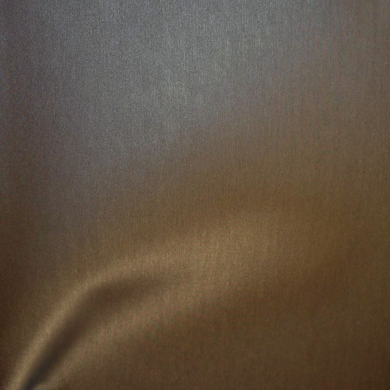 Star Rouleau tissu ameublement aspect cuir L.140cm etain 1428914 La piece