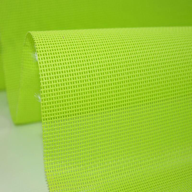 Alexlyne anis Toile extérieure grille ajourée polyester L.150cm A101L-509