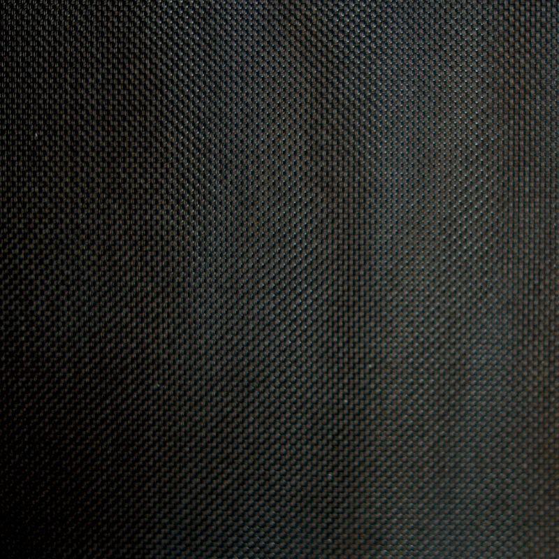 Loft noir, tissu non feu M1 occultant pour ameublement, siège et extérieur - Thevenon