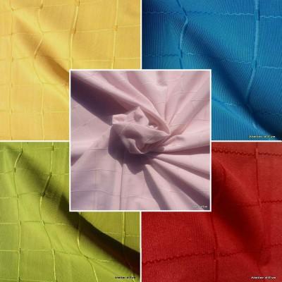 Isis (34 coloris) Tissu ameublement jacquard grande largeur uni Thevenon
