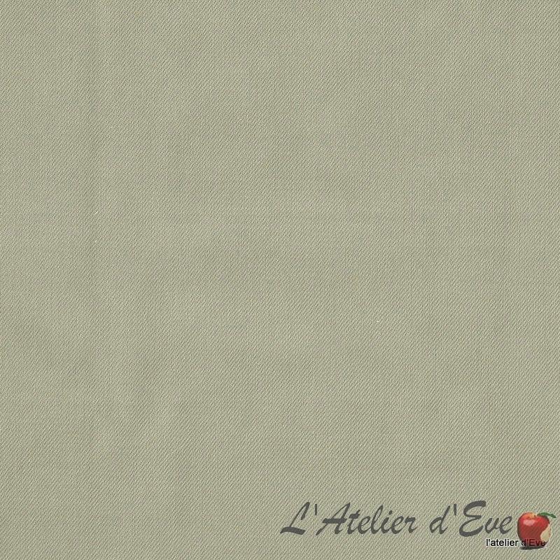 Baccarat ficelle Rouleau toile ameublement unie grande largeur de Thevenon