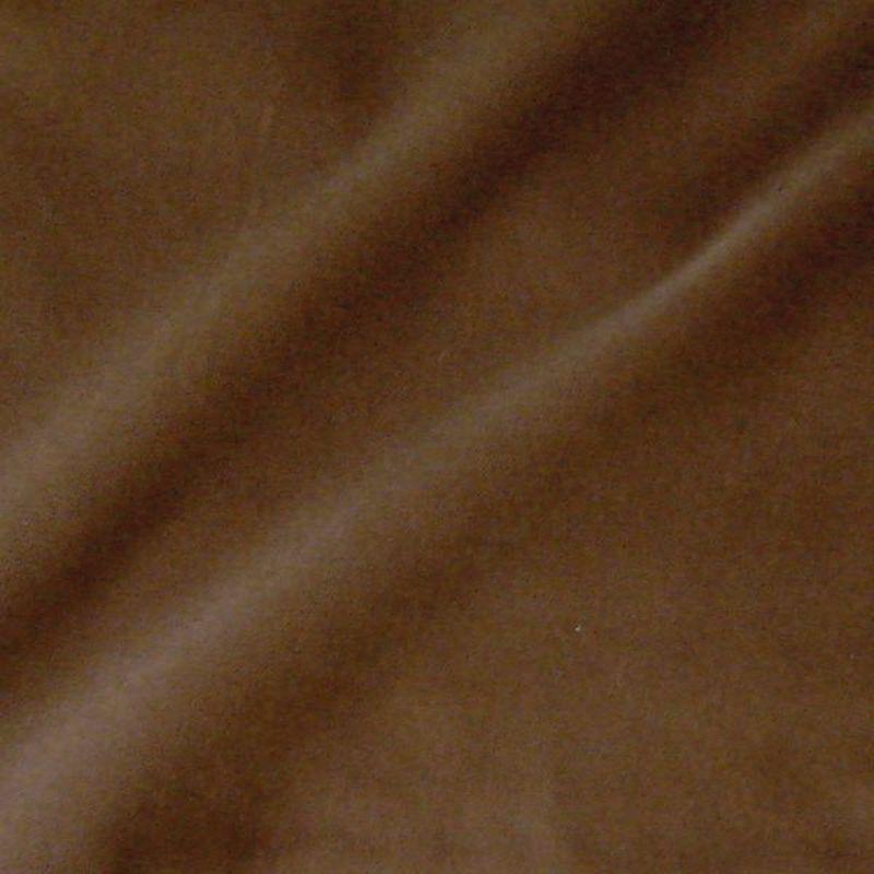 St James (8 coloris) Tissu ameublement velours lavable non feu M1 Thevenon