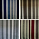 Mikado (4 coloris) Toile ameublement non feu Trevira CS rayures Thevenon