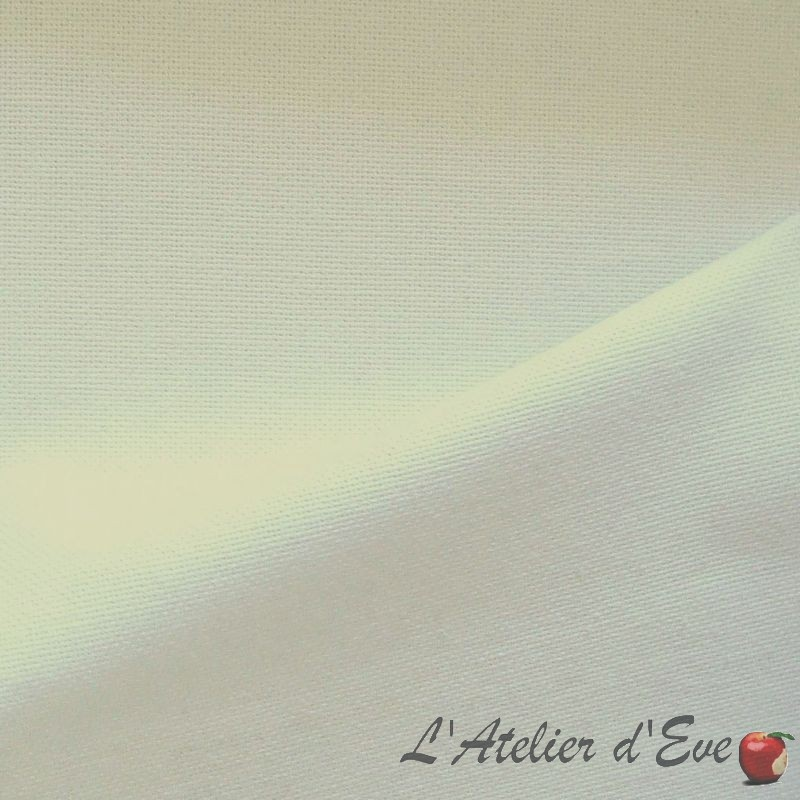 Lady Di (34 coloris) Tissu ameublement grande largeur coton uni Thevenon