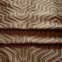 Astoria (2 coloris) Rouleau tissu ameublement jacquard graphique Thevenon La pièce ou demi-pièce