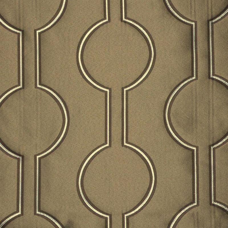 Titanium (2 colors) fabric upholstery jacquard brilliant Thévenon