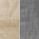 Charlie (2 coloris) Rouleau tissu ameublement jacquard faux uni fantaisie Thevenon La pièce ou demi-pièce