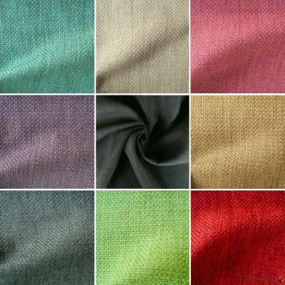 Bellini (21 coloris) Tissu ameublement armure faux uni L.145cm Thevenon