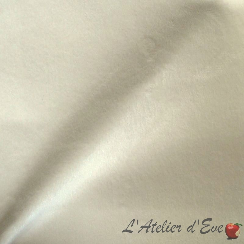 Sweet Love (23 coloris) Tissu ameublement velours ras uni Thevenon