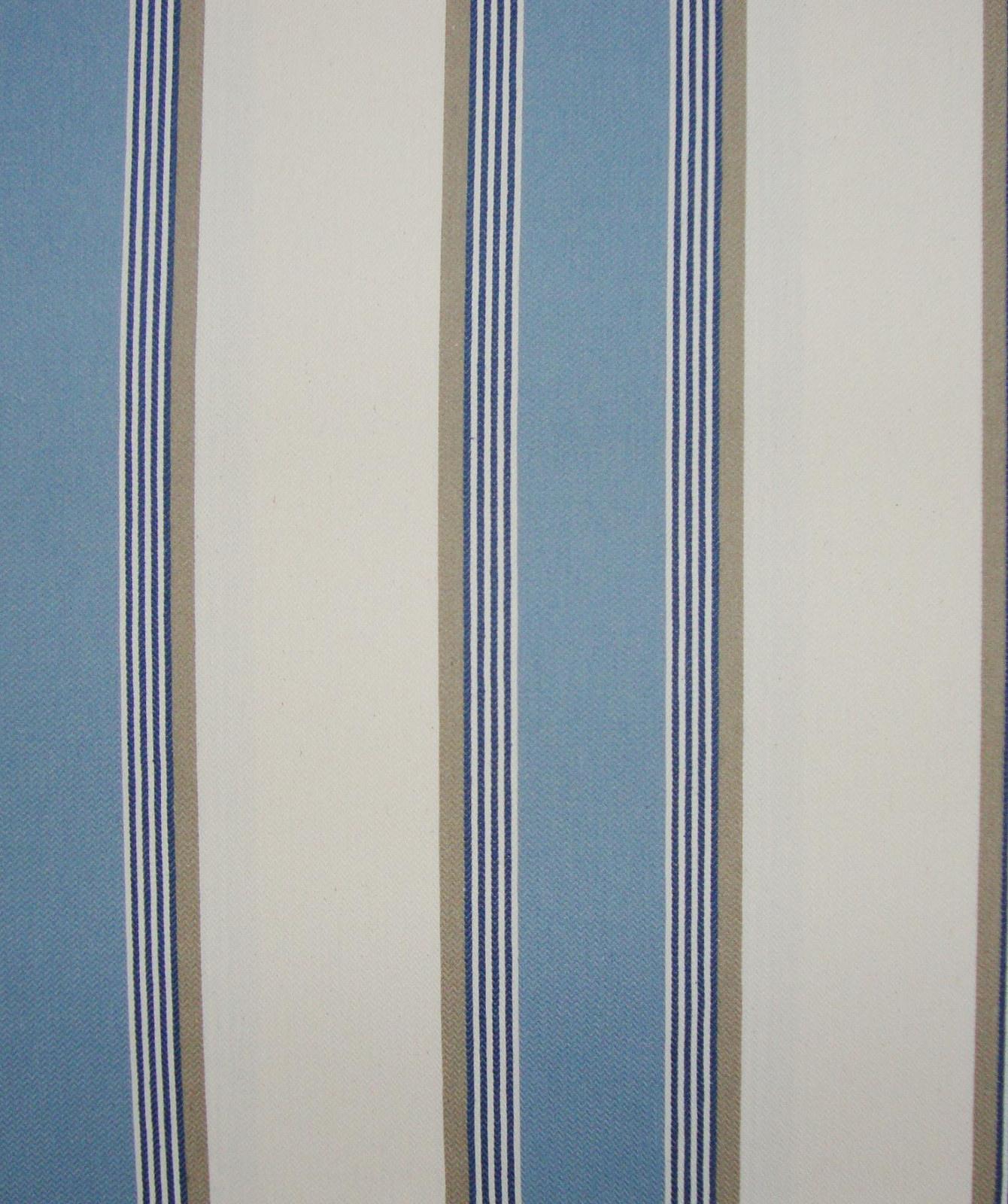 Tissu Grande Largeur Amario Bleu