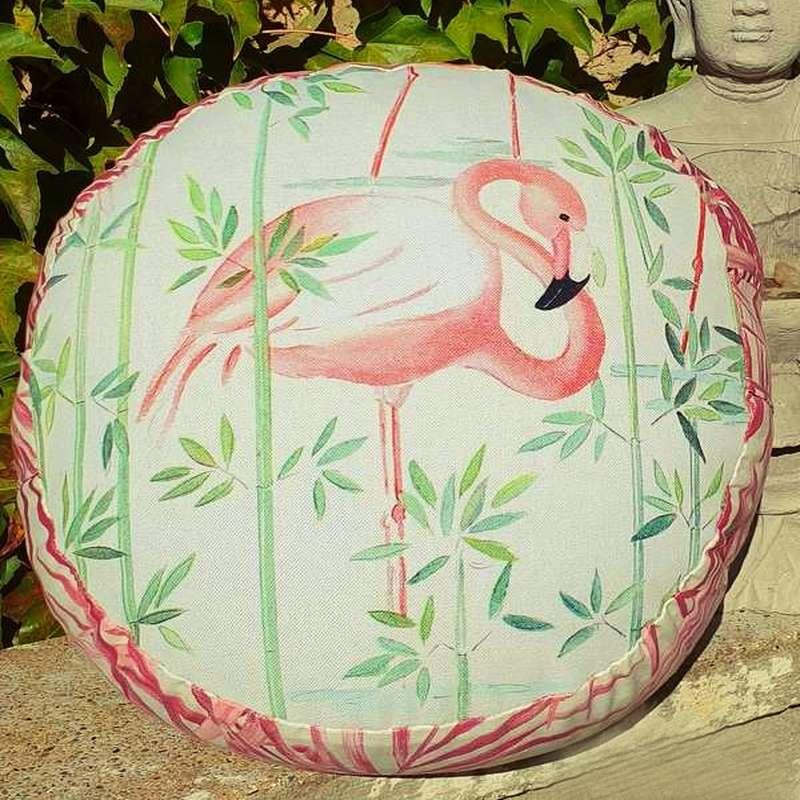dessus-zafu-flamingo-rose-evedeco