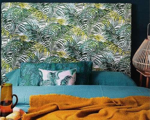 tete-de-lit-sur-mesure-tissu-palm-spring