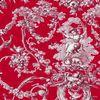 Ludivine bordeaux fond rouge 1161610
