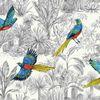 Oiseau de paradis écru 2176601