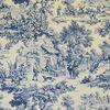 Ronde villageoise bleu 30343-10